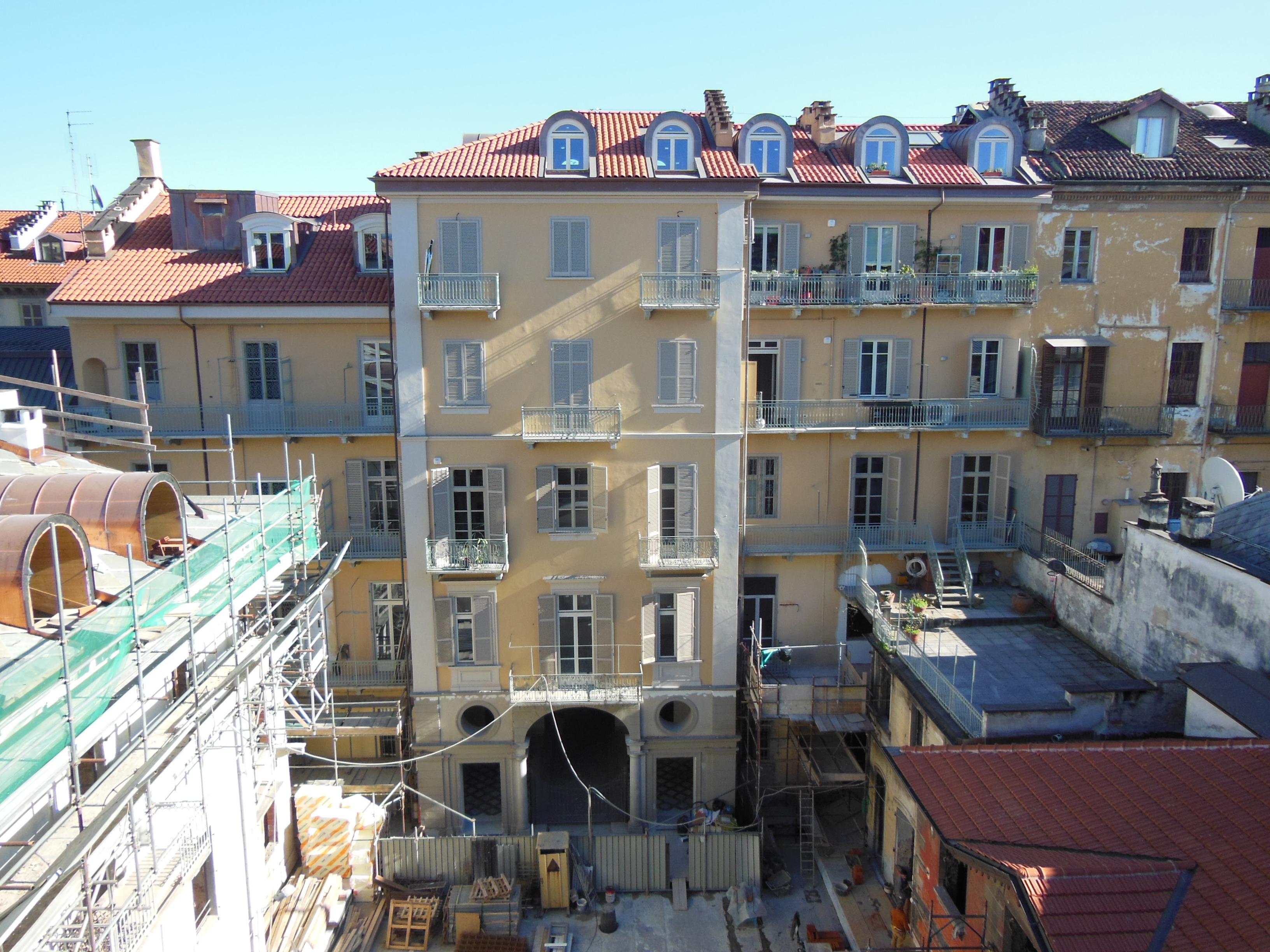 studio as Palazzo Lanza Torino