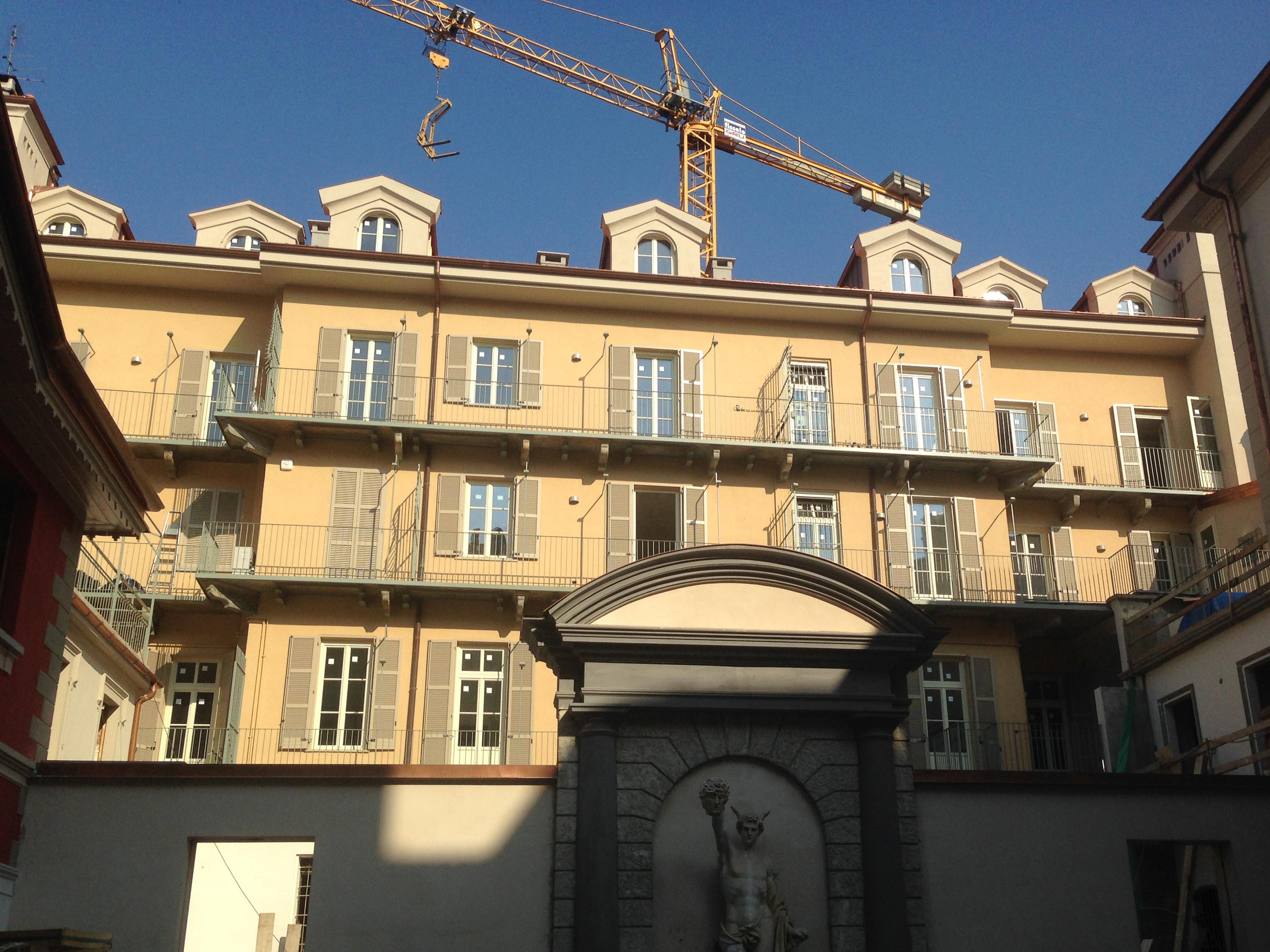 studio as Palazzo Rattazzi Torino
