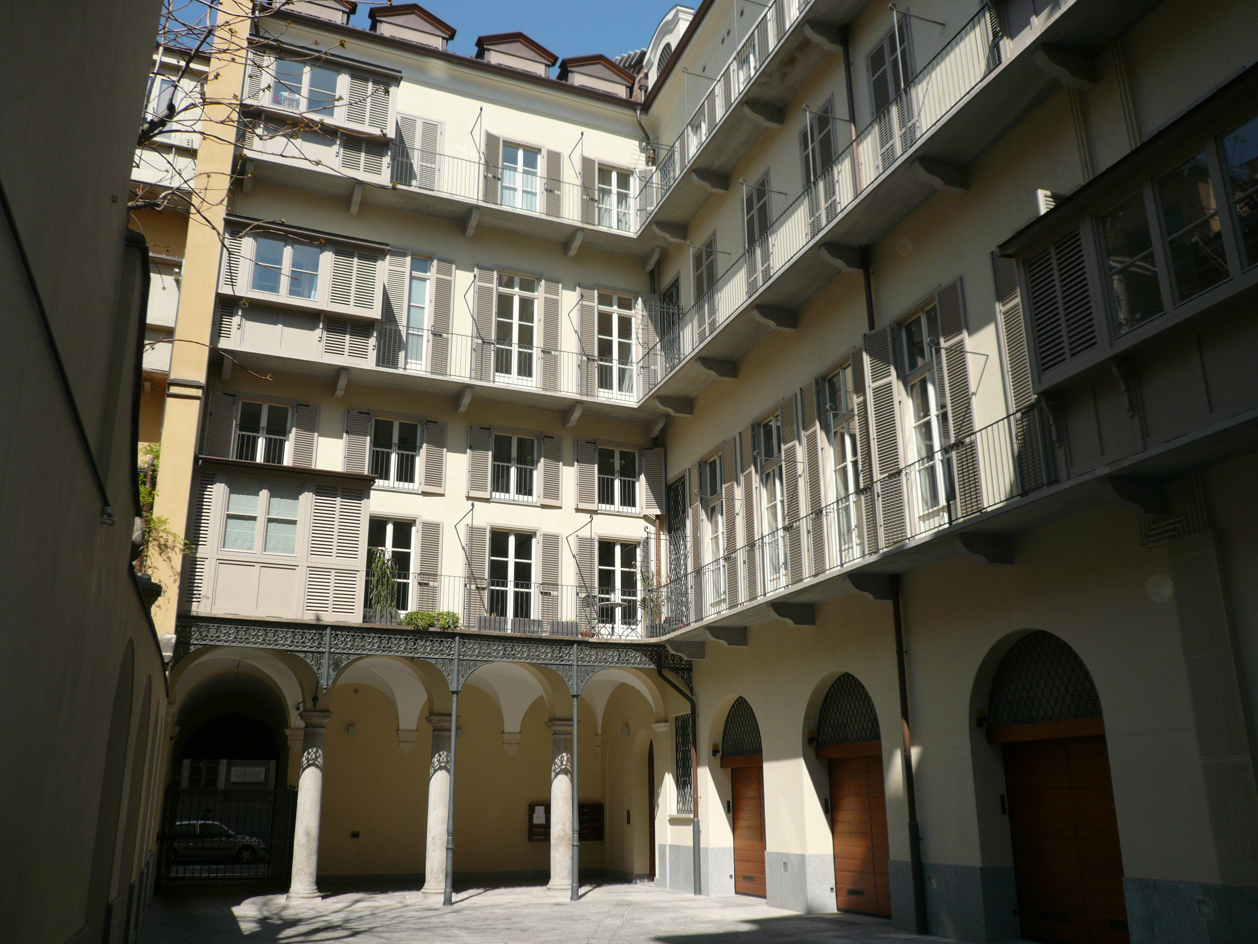 studio as Casa Garagno Torino