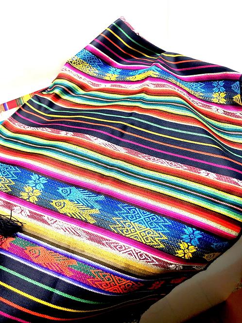 Woven Multicolor Runner