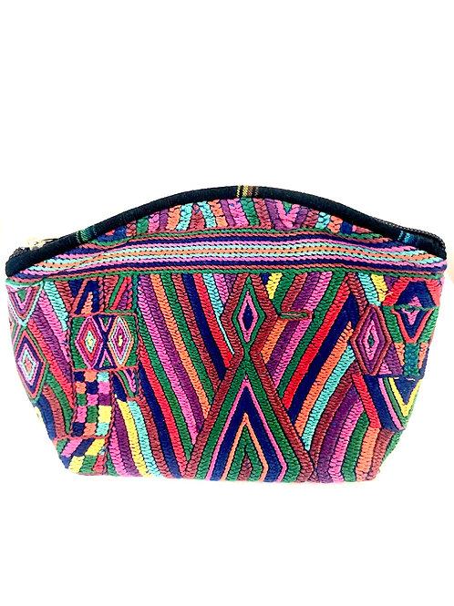 Woven Cosmetic Bag