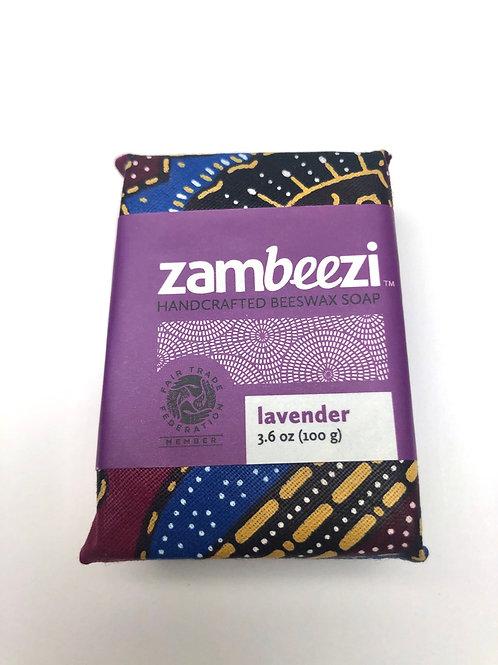 Lavender 100% Natural Soap