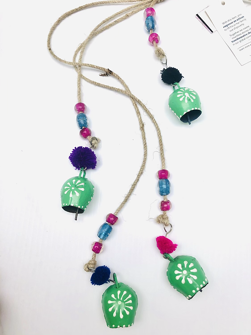 Green Bead Chime