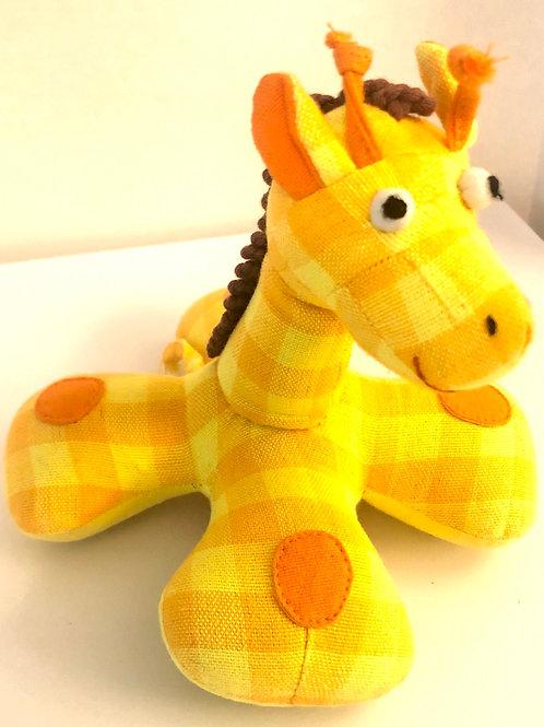 Giraffe/Elephant Rattle