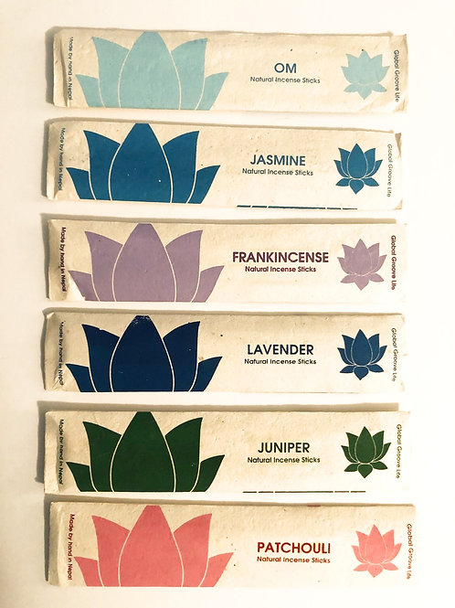 Natural Stick Incense