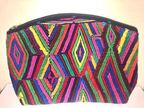 Handwoven Zip Bag