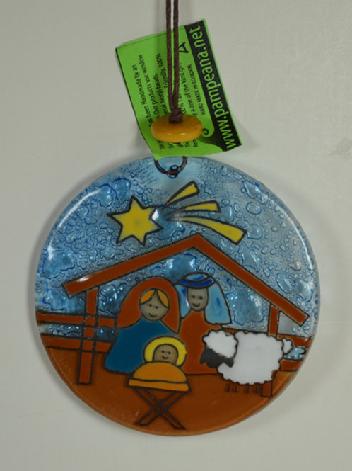 Glass Recycled Ornaments