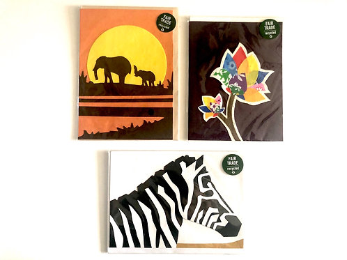 Africa Cards