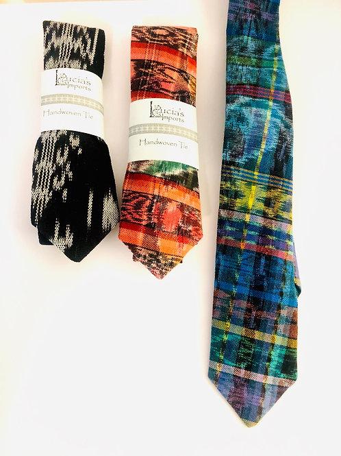 Handwoven Necktie