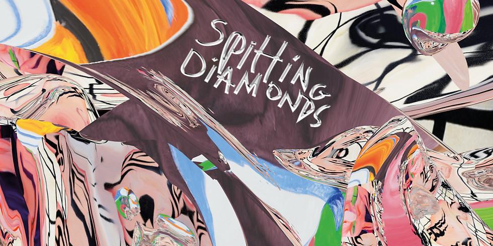 """Eröffnung der Galerie und Vernissage """"Spitting Diamonds Edition Südpfalz"""""""