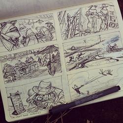 More sketches! #sketch #sketchbook #doodle #draw #design #doodles #illustratie #illustration #tekene