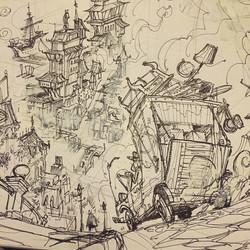 Closeup #sketch #sketchbook #draw #drawing #design #swampmaffia #illustration #draw #drawing #instaa