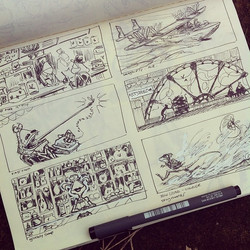 Another page for my project _) #sketch #sketchbook #draw #design #drawing #illustration #doodle #art