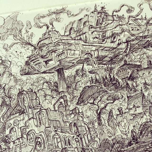 Closeup _) #sketch #sketchbook #draw #drawing #illustration #art #artist #2d #doodle #concept #conce