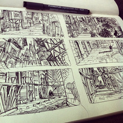 More sketchin' _)