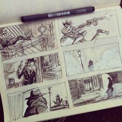 Some more sketches for my project #toadmaffia #sketch #sketchbook #cool #art #doodle #doodles #illus