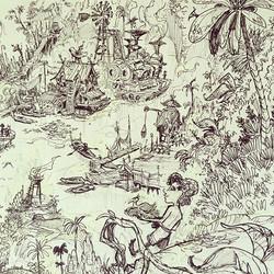 Another crop _) #sketchbook #ink #conceptart #concept #illustration #doodle #draw #drawing #doodling