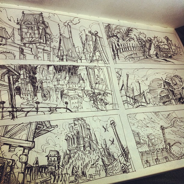 More layouts ;)