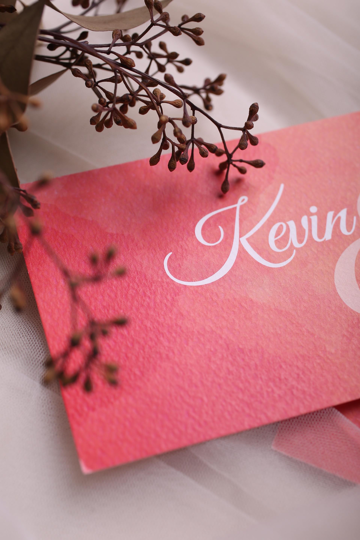 Invitation & Favor Packaging