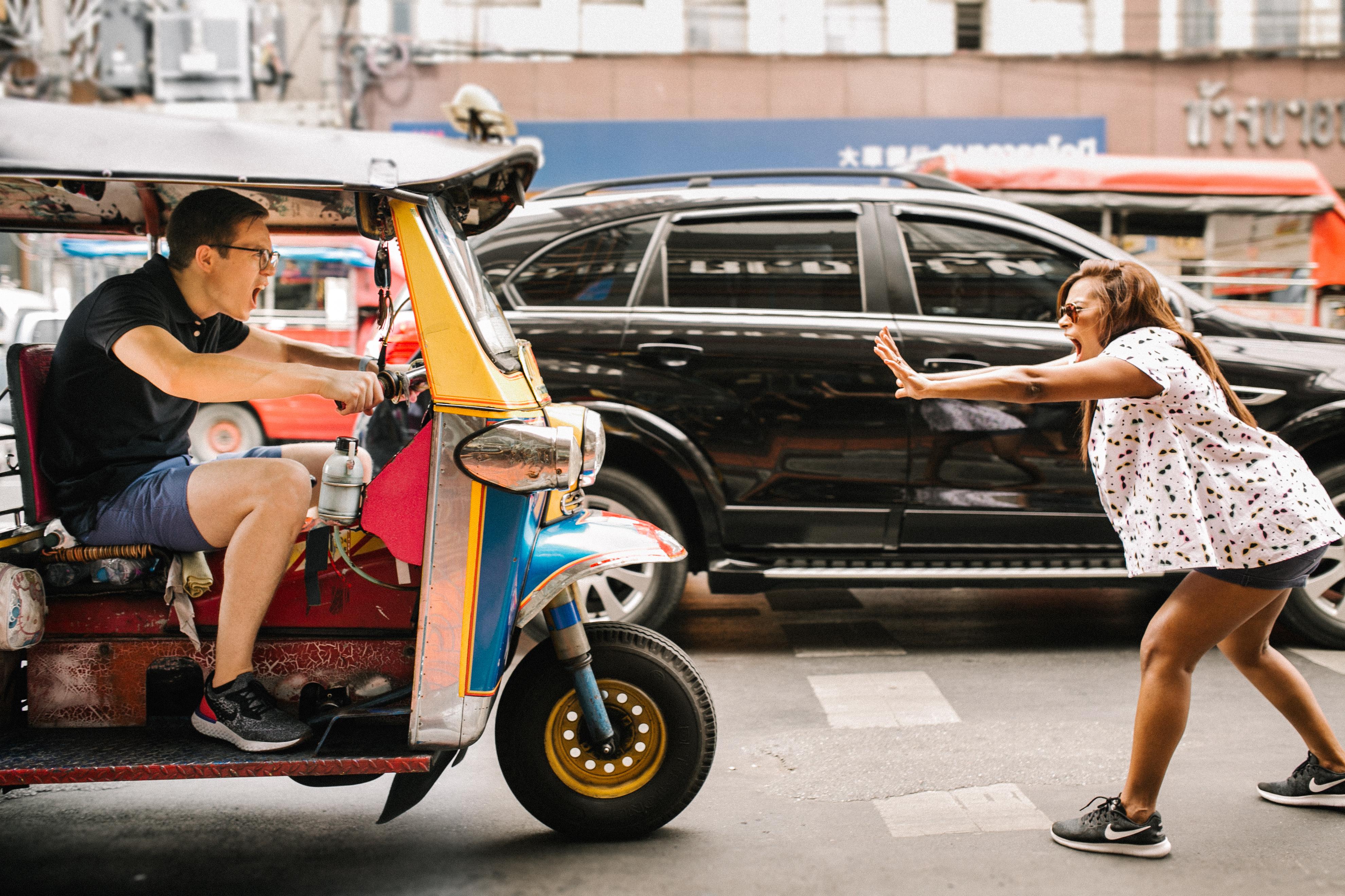 Bangkok Prewedding|