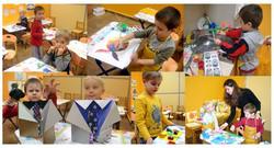 Уроки рисования с дошкольниками