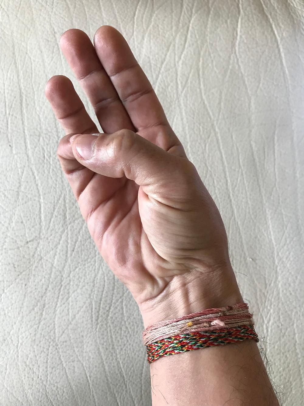 Varuna Mudra