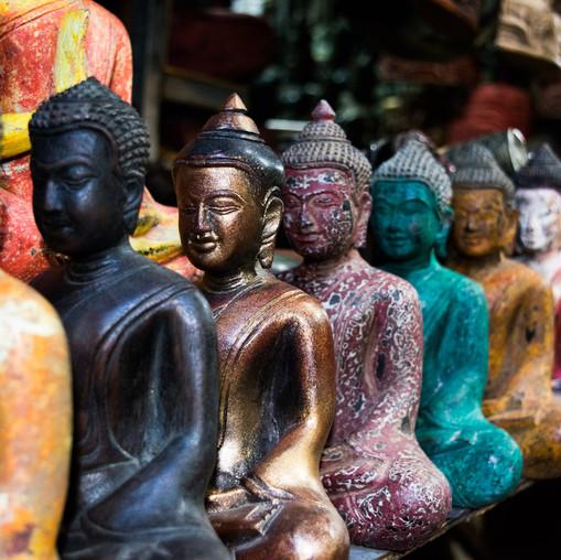 Statuettes Buddha