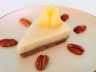 Les Recettes Végé de Tata Ida / Le Pina Colada Cake