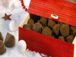 Des chocolats pour Noël? MIAM!