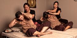 Étirement Massage Thaï