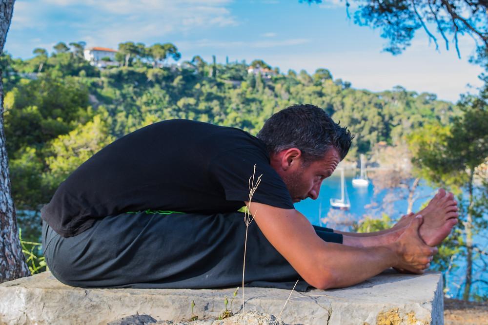 Paschimottanasa, Cap Brun, Toulon
