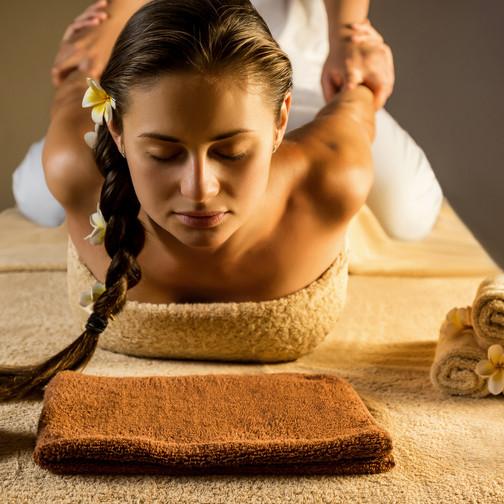 Massage Thaï #1
