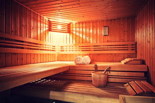 Sauna #1
