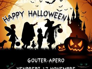 Spooky and fun.. it's Halloween!
