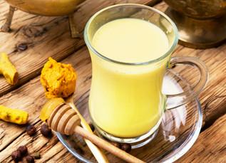 Les Recettes Végé de Tata Ida / Le Golden Milk