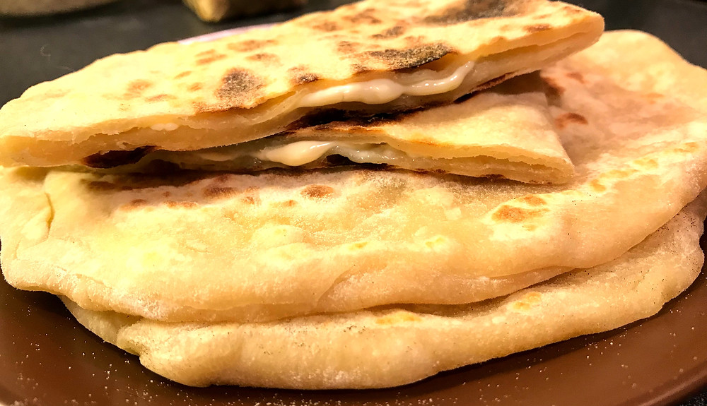 Cheese-Naan