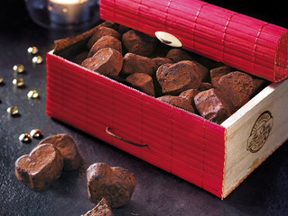 Elles sont de retour.. les truffes de Noël!!