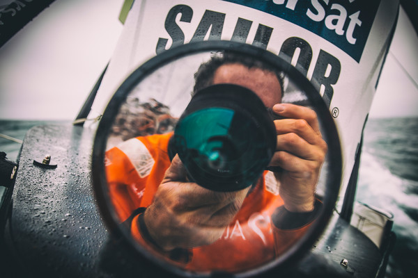 Every has an Onboard Reporter capturing the action 24/7 during The Ocean Race