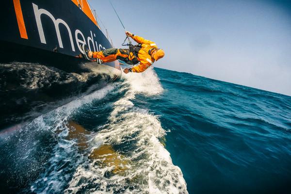 Leg 3 to Sanya during the 2014-15 Volvo Ocean Race