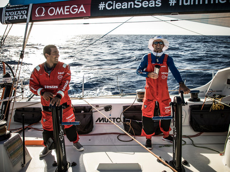 1 Degree Sailing Team Launched by Charlie Enright & Mark Towill
