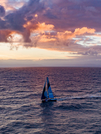 Leg 7 from Auckland to Itajai during the 2017-18 Volvo Ocean Race
