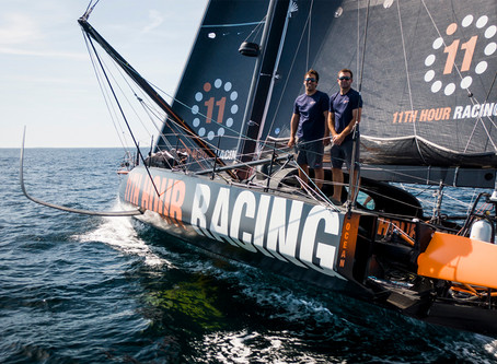 11th Hour Racing Announces Sponsorship of 1 Degree of the The Ocean Race 2021-22
