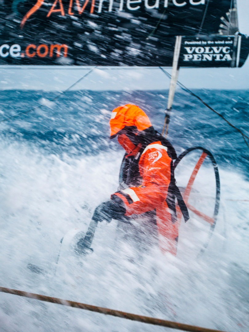 Image credit: Amory Ross | Volvo Ocean Race