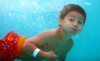 Swim Lesson Game