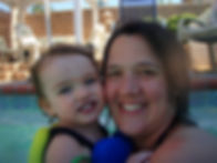 swim lessons, parent and me, private swim lessons