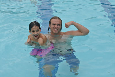 swim lessons, parent and me, private swim lessons