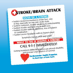 STROKE- think F.A.S.T.