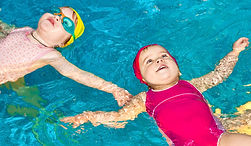 private or group in home swim lessons, swim lessons