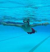 adult swim lessons, cross training