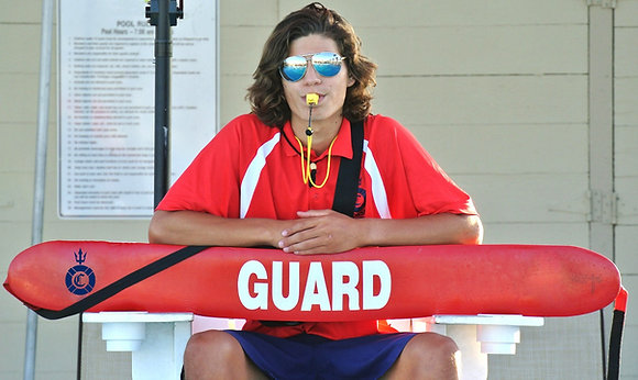 Lifeguard For Hire